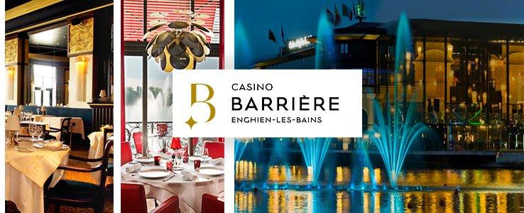 Casino Barrière Enghien-les-Bains