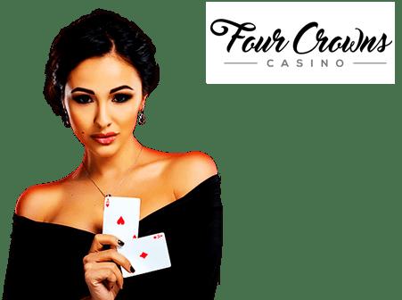 live dealer sur 4 crowns