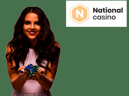 live dealer National Casino