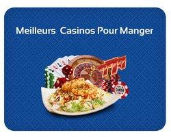 top casinos france